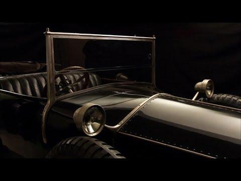 Vladimir Lenin's Rolls Royce