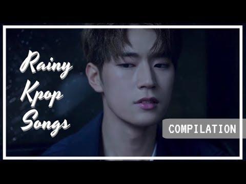 Kpop Songs About Rain