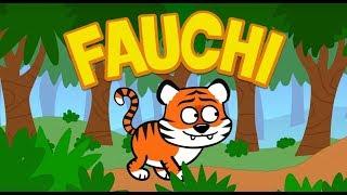 ♪ ♪ Kinderlied Tiger - Fauchi - Hurra Kinderlieder