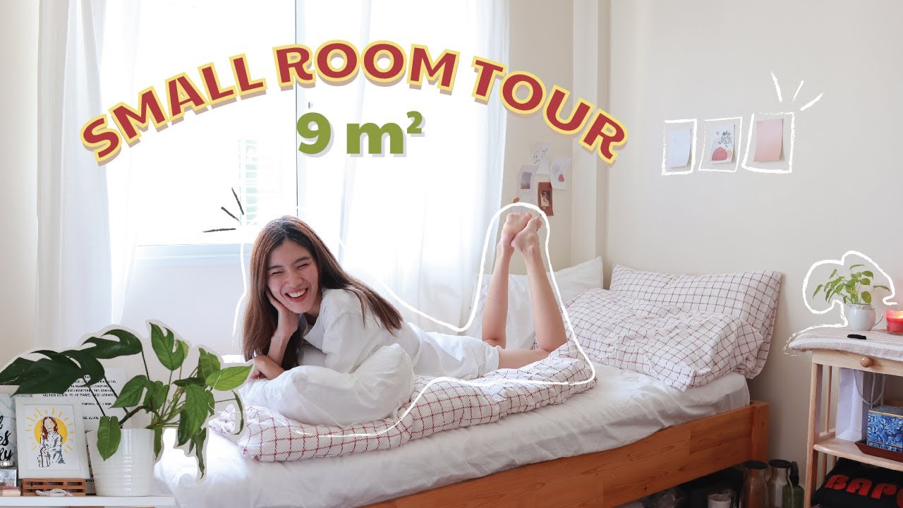 Update Room Tour ห้องนอนมินิมอล ขนาดจิ๋ว  [ เล็กกว่านี้มีอีกมั้ย? ]   Chapter TV