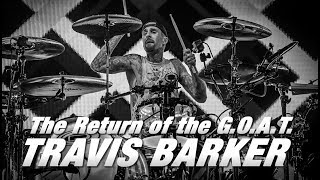 The Return of the G.O.A.T. — Travis Barker @ Palms Vegas LIVE (Day 1 & 2)