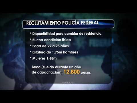 Las Noticias - Policía Federal busca cadetes