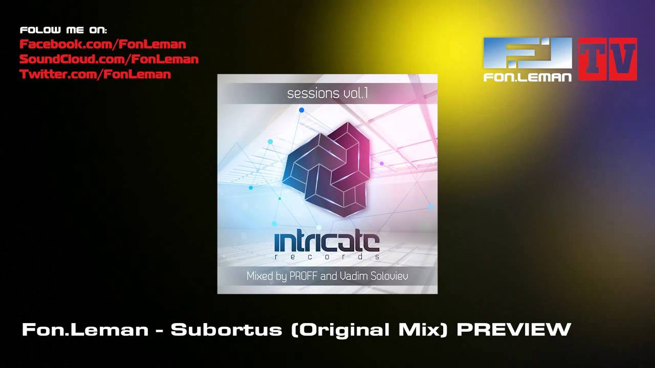 Download Fon.Leman - Subortus (Original Mix) PREVIEW