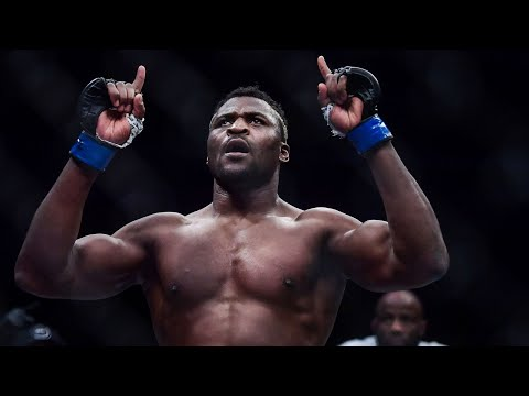 Francis Ngannou Highlight - In the Air Tonight feat Phil Collins by BrattMamley