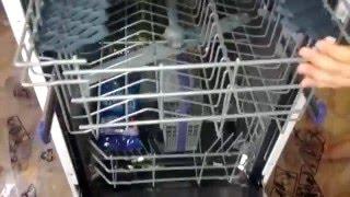 как пользоваться посудомойкой видео