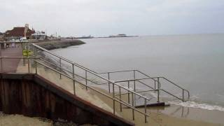 Clacton On Sea Tidal Wave