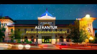 """ALİ KANTUR / """"Ülkelerin Dünya Medeniyetine Katkısı"""" / Ankara Palas Buluşmaları"""