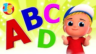 ABC Song For Kids | Learn Alphabets | Preschool Videos For Children By Junior Squad