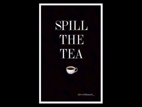 SPILL THE TEA | NICKI MINAJ, SABRINA CLAUDIO, BLACK PANTHER, TRISTAN THOMPSON