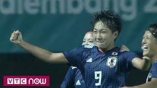 Chung kết bóng đá nữ ASIAD 2018: Nhật Bản 1-0 Trung Quốc | VTC Now
