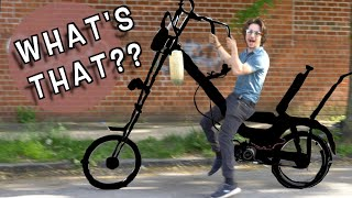 Freak Moped - The SUPER-PUCH Rides!