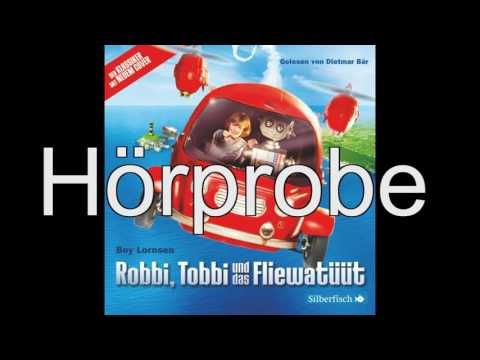 Robbi, Tobbi und das Fliewatüüt (Teil 1 - 3) YouTube Hörbuch Trailer auf Deutsch