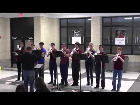 2014 Trumpet Clinic - HS Fanfares