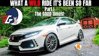 Honda Civic Type R (FK8)    A HOT Hatch That Does it ALL - One Year Later