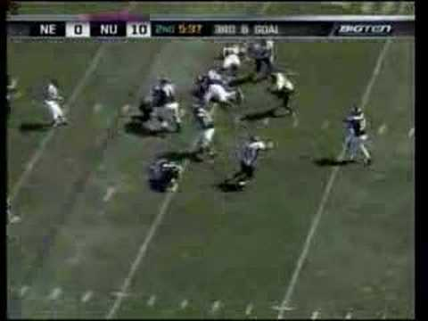 09/01/07 - Northwestern Wildcats vs. Northeastern Huskies