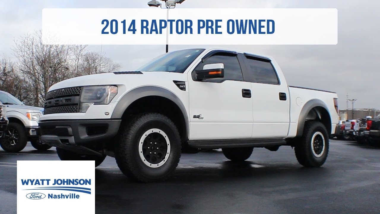 For sale 2014 ford raptor low miles