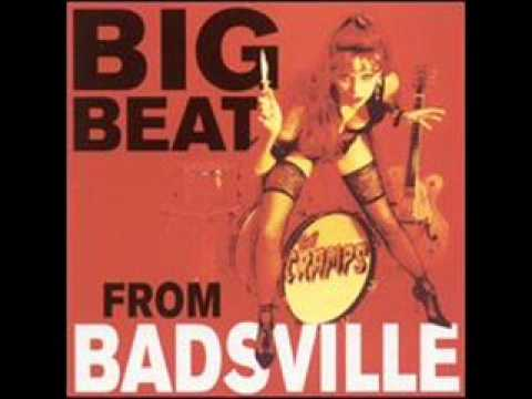 The Cramps Big Beat from Badsville (Bonus Tracks)  FULL ALBUM