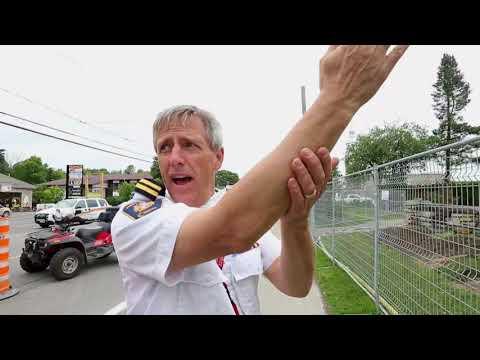 Ottawa fire service demonstrates new fire dynamics