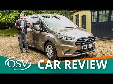 Ford Transit Connect 2019 is a small van with big ideas