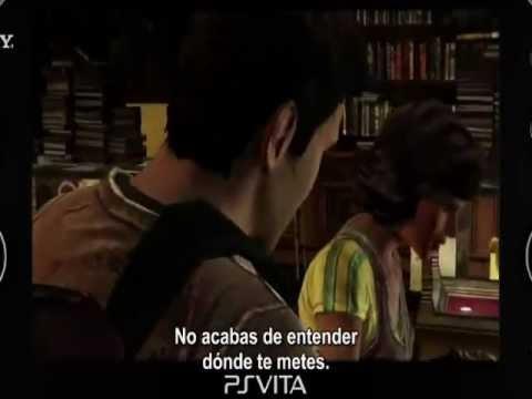Uncharted El Abismo De Oro Trailer Español - PSVita.avi