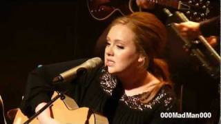 Adele - 08. My Same - Full Paris Live Concert HD at La Cigale (4 Apr 2011)