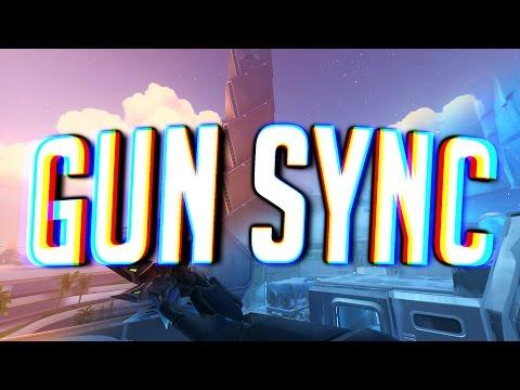 Overwatch | Gun Sync [Maroon 5 ft. Future - Cold (Neptunica x Calmani & Grey Remix)]