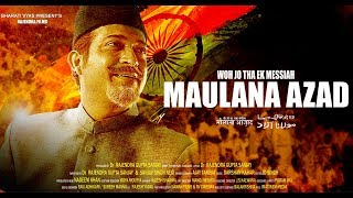 Woh Jo Tha Ek Messiah Maulana Azad - Trailer #1  Releasing 18th January 2019   Most Awaited Biopic