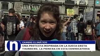 Demostrado: los jóvenes que asistieron a la huelga sobre cambio climático se manifestaban sin motivo