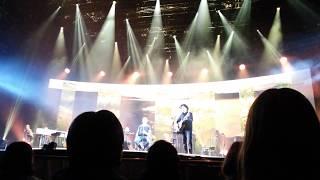 a-ha Over the treetops 30.01.2018 Hamburg Barclaycard Arena