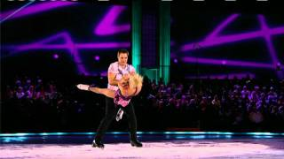 """Elena Berezhnaya and Curtis Leschyshyn skate to """"Give Me Everything"""" by Pitbull"""