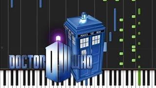 Doctor Who - I Am The Doctor [Original Piano Tutorial] (♫)