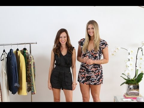 25f1d9790784 Petite   Tall  How To Wear Rompers - YouTube