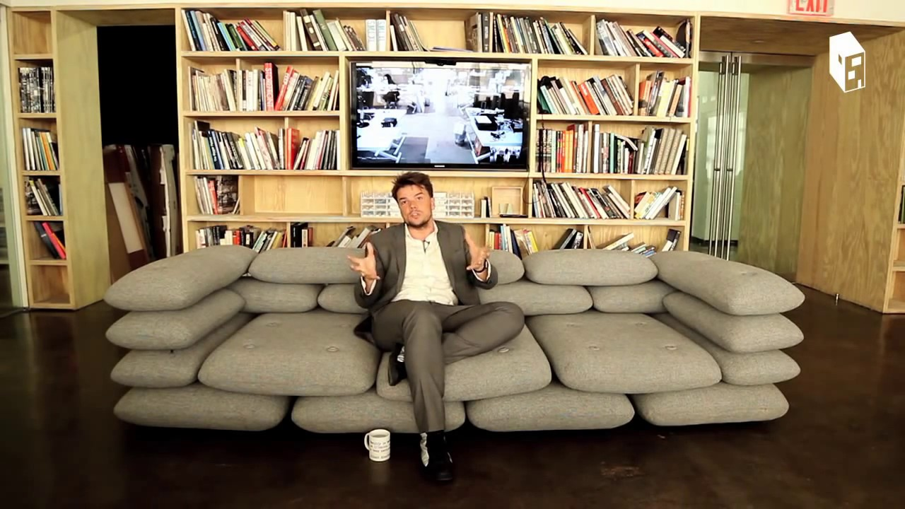 Ad interviews bjarke ingels big youtube for Big bjarke ingels group