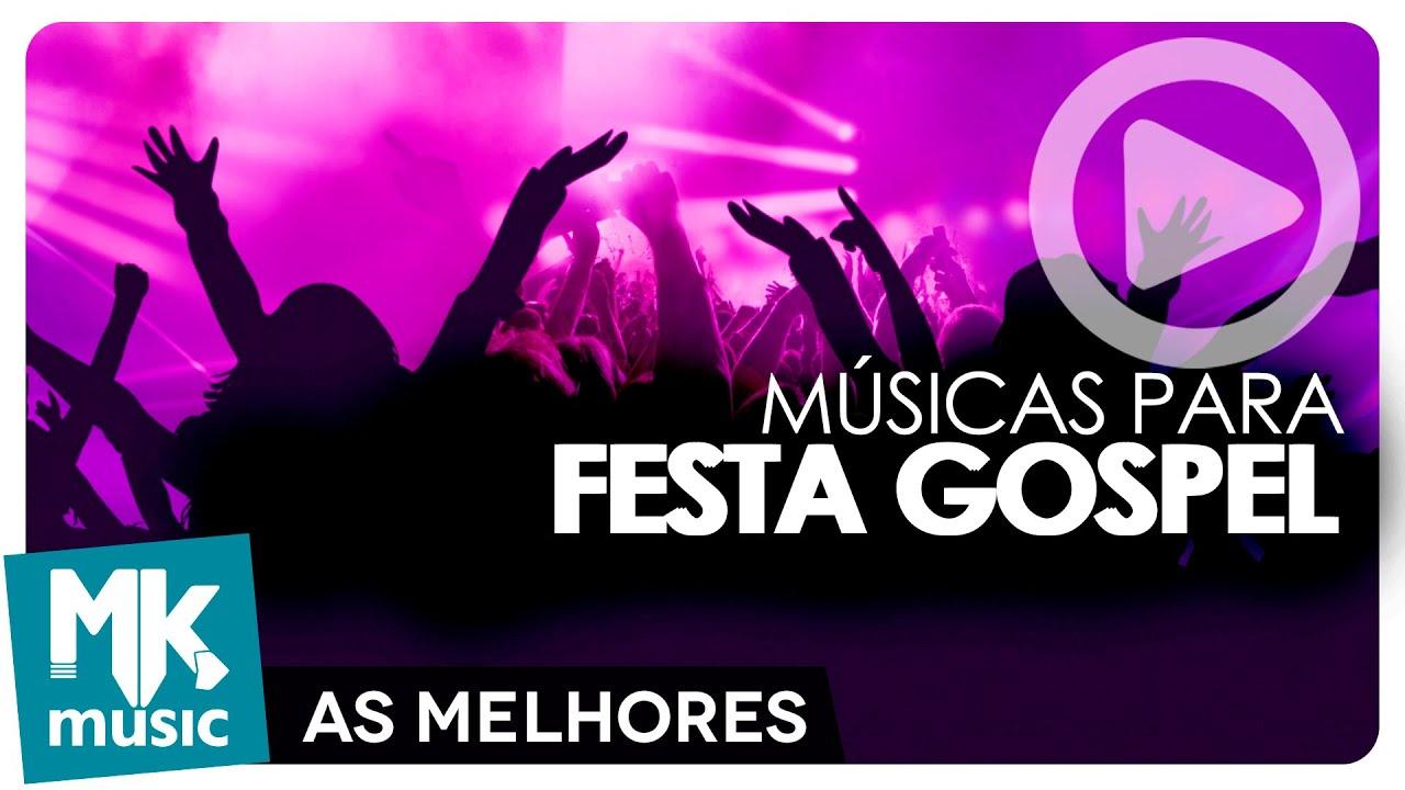 AS MELHORES E MAIS ANIMADAS MÚSICAS GOSPEL PARA SUA FESTA - FESTA GOSPEL (Monoblock)