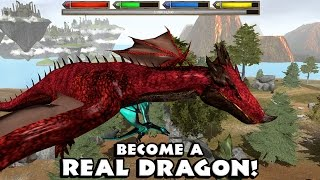 ??Ultimate Dragon Simulator-Kонечный Симулятор дракона- By Gluten Free Games(Classic)