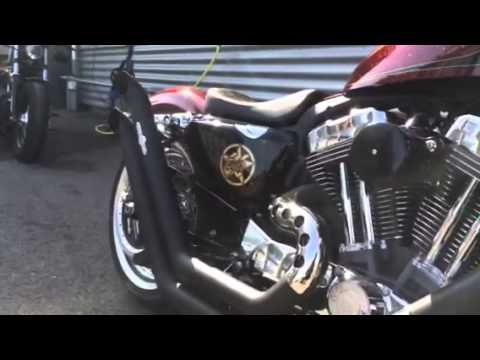 Harley Davidson Sportster 72 Mit BSL Bobber Upswept V2