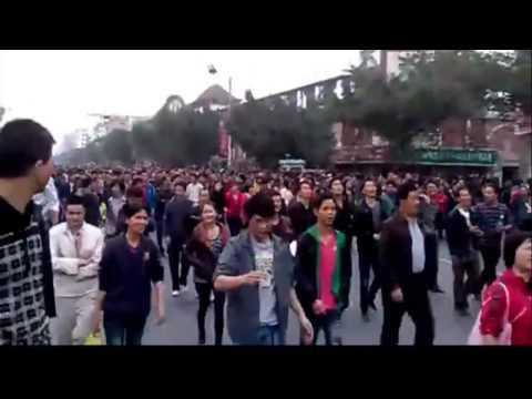China: so corrupt even the police are protesting