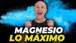 11 signos que tu cuerpo le falta Magnesio - Dr. Carlos Jaramillo