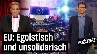 EU-Staaten und Corona: Jeder für sich