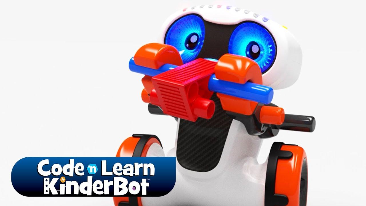 Jouer une Mélodie - Dessin Animé Enfant | Fisher-Price® Kinderbot™