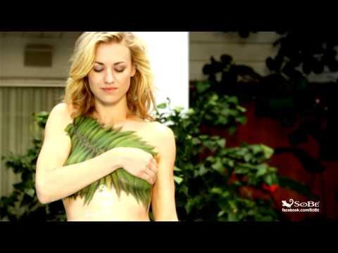 Yvonne Strahovski   SoBe Lifewater® with Coconut Water HD