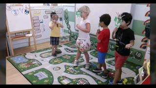 Role play in preschool