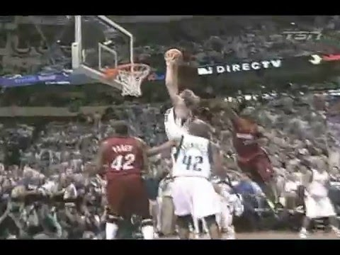 2006 NBA Finals Game 6: Miami Heat vs Dallas Mavericks Part 1