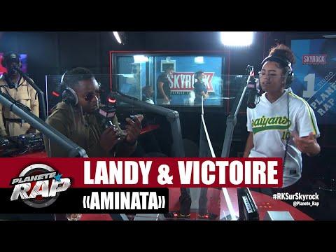 Youtube: Landy«Aminata» ft Victoire #PlanèteRap