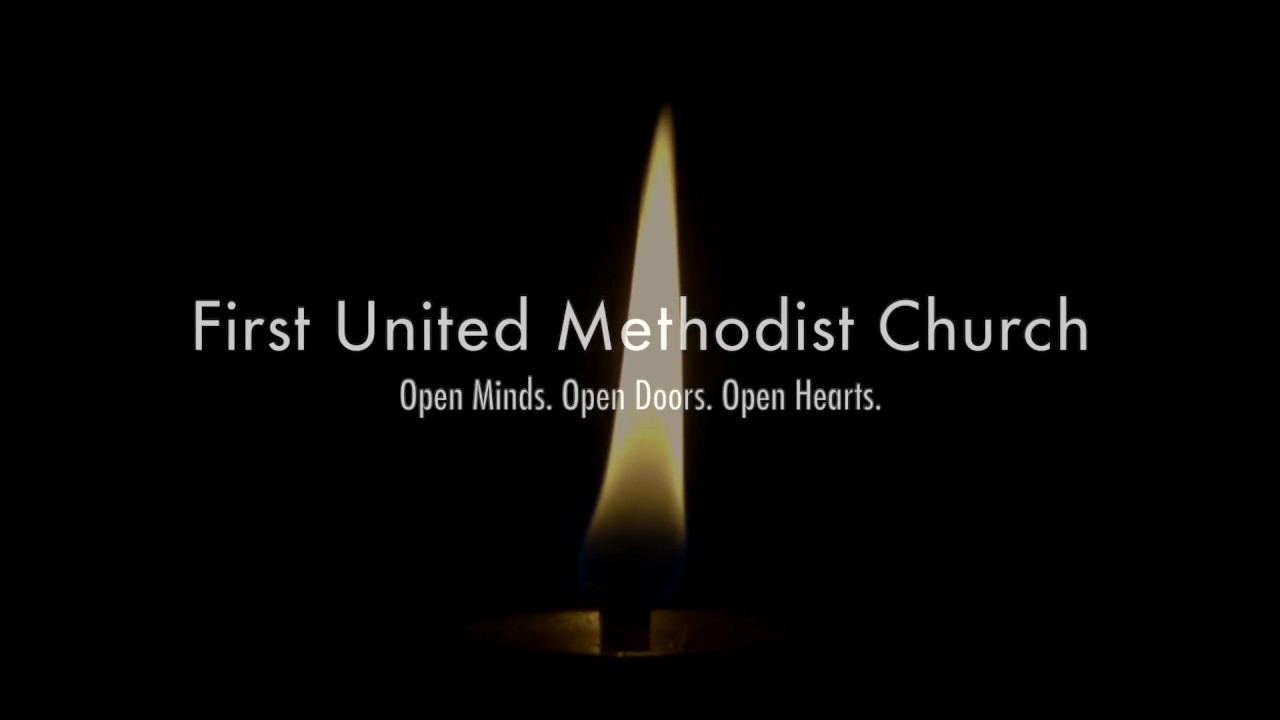Communion Sunday Promo || First United Methodist Church (Piggott, AR)