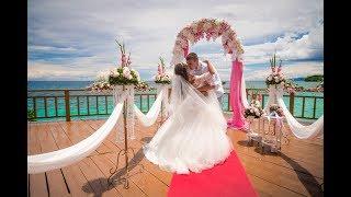 Свадьба за границей Свадьба на Кубе Роман и Ксения