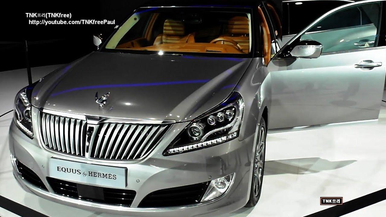 2014 Hyundai Equus Hermes Concept 2013 Seoul Motor Show