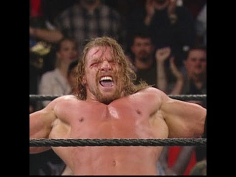 Triple H wins the second longest Royal Rumble Match