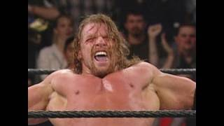 Triple H wins the second longest Royal Rumble Match