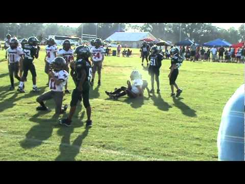 Ryan Jeffords #2 on Kickoff Coverage